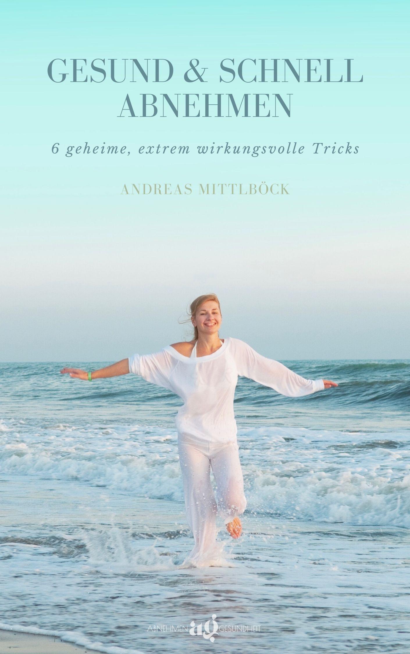 Buch Cover die 6 geheimen Tricks zum schnellen Abnehmen